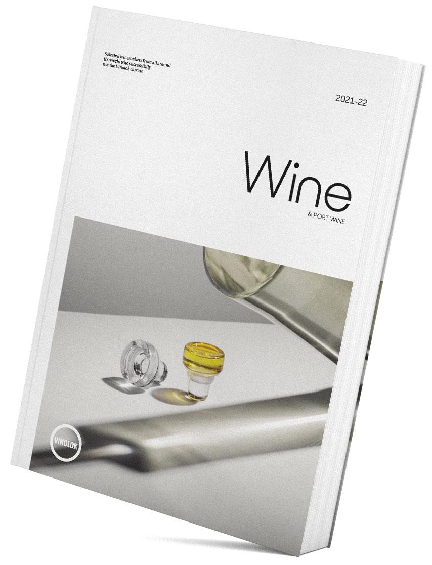 Book Wine Vinolok